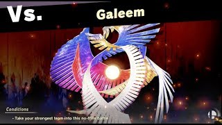 Super Smash Bros. Ultimate World of Light - Part 4 - Galeem Boss Fight