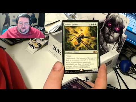 UNBOXING a 2nd Box of M15 Core Set! Magic: The Gathering