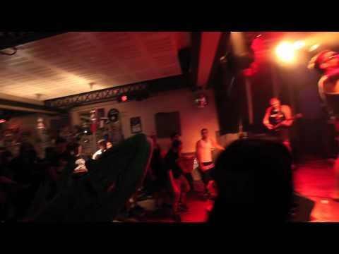 Through My Eyes - Intro + Fucking Fake @ Toulouse BEACH PARTY 15/07/09