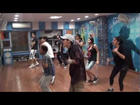 Dope shope Yo Yo Honey singh choreo. by lotus dance academy