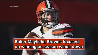 Winning is always most important thing for Browns