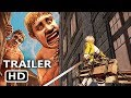 PS4 Attack On Titan 2 Battle Gameplay Trailer 2018 mp3