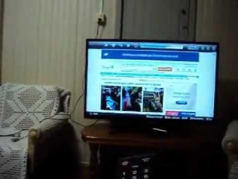 TV samsung LED 46 6100 defeito - desligando e ligando sozinha