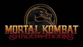 Mortal Kombat - Shaolin Monks - PS2