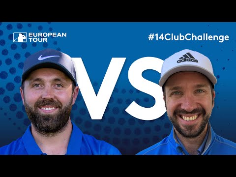 The 14 Club Challenge YouTuber Special - Rick Shiels vs Peter Finch