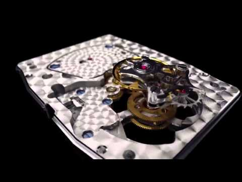 Manufacture Piaget 600P Movement