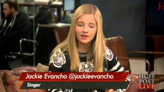 Jackie Evancho talks to the Huffington Post about Her NEW CD Awakening!