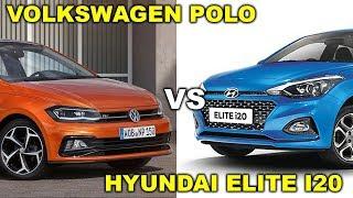 volkswagen Polo Trendline vs Hyundai Elite I20 Asta