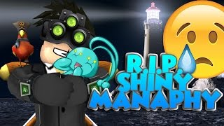 RIP SHINY MANAPHY 😢- Pokemon Brick Bronze