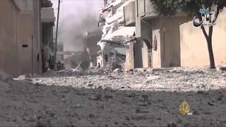 حرب أفلام القتال في عين العرب