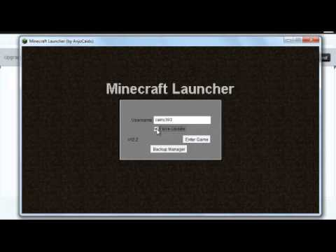 How To Get Minecraft 1.5.2 for FREE! - Anjo Caido Launcher