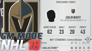 PLAYOFF PUSH - NHL 18 - GM Mode Commentary - Vegas ep. 14