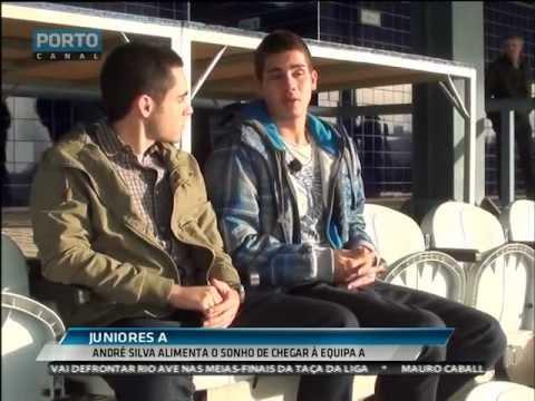 Entrevista André Silva (Sub-19 FC Porto) -