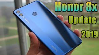 Honor 8x Update 2019 || Camera AI update Honor 8x || Call Stability Update Honor 8x