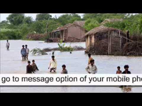 Sindh Flood - Donation Via SMS Urdu Promo 2 Of 2 (2011).mpg