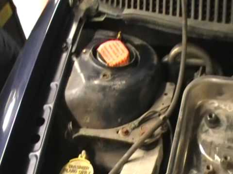 How To Install A Monroe Quick-Strut Assembly 2002 Dodge Neon