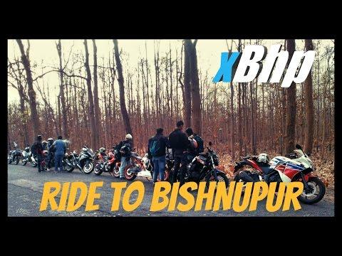 XBHP RIDE TO BISHNUPUR || KOLKATA || GREA-Z MONKEY