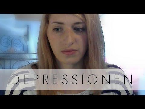 Ich leide unter Depressionen.