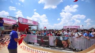 Ryan Williams and Madd Gear at X Games 2015