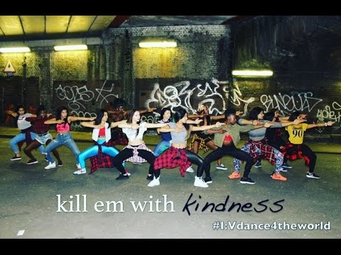 kill em with kindness | Selena Gomez | I:Vdance uk | street dance | say NO to hate culture thumbnail