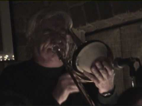 Hogtown Blues - Ron Collier Big Band featuring Laurie Bower (trombone)