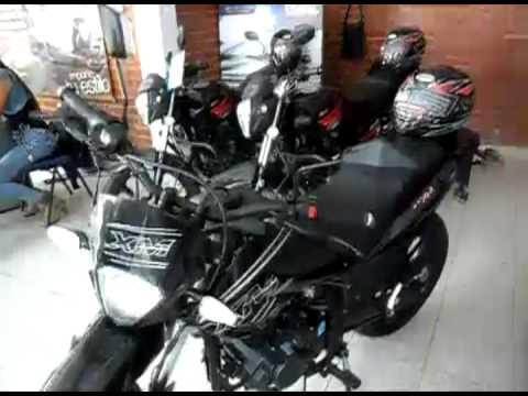Opinión sobre diferentes motos de bajo cilindraje 1ra parte (AKT XM180 - PULSAR 135 LS)