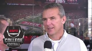 Urban Meyer reacts to Ohio State not making the College Football Playoff | ESPN