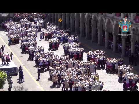 Arequipa rompe el record Guinnes  bailando el carnaval arequipeño