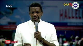 Pastor E.A Adeboye FINAL BLESSING @ RCCG 2017 CONVENTION_ Day 7
