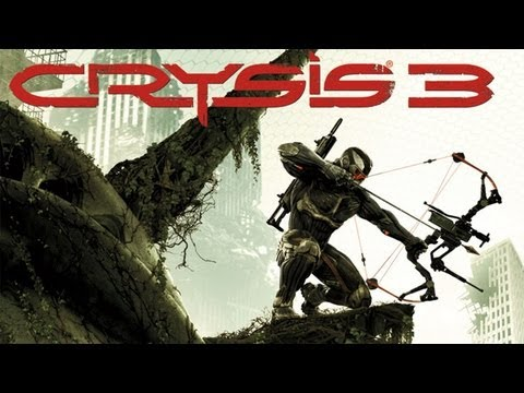 Crysis 3 'Officially Revealed w/ Screenshots & Artwork' TRUE-HD QUALITY