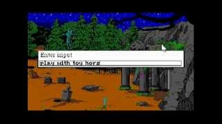 Let's Play King's Quest IV (10): Ghosts! Zombies! BABBIES!