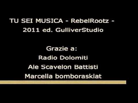 TU SEI MUSICA __ RebelRootz 2011.mov