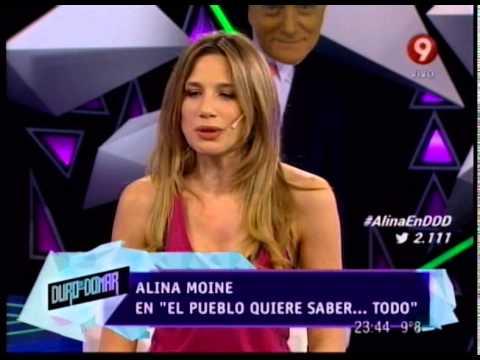 EL PUEBLO QUIERE SABER - ALINA MOINE - PRIMERA PARTE - 27-05-14