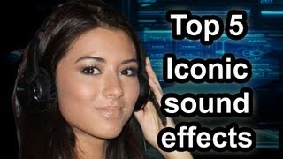 Top 5 - Most iconic sound effects in gaming