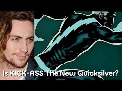 AMC Movie Talk - Quicksilver Cast For AVENGERS 2. WORLD WAR Z 2 Needs New Director