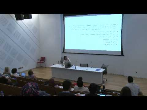 Irada Zaidan - Portrayal of Arab women in media, film and textbooks
