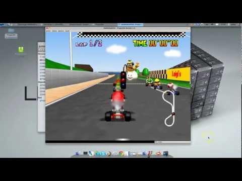 Emulador Nintendo 64 para Linux