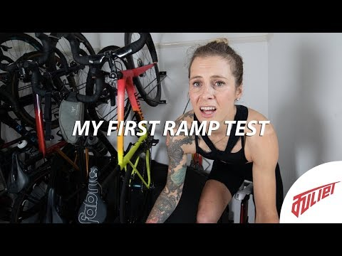 Setting my training zones with Trainer Road's Ramp Test