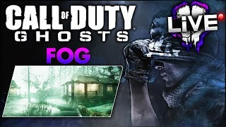"Call of Duty: Ghosts ""FOG"" Feat. Michael Myers! - Onslaught DLC Gameplay (CoD Ghost Multiplayer)"