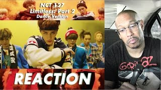 NCT 127 LIMITLESS Music Video 2 Performance Ver reaction review