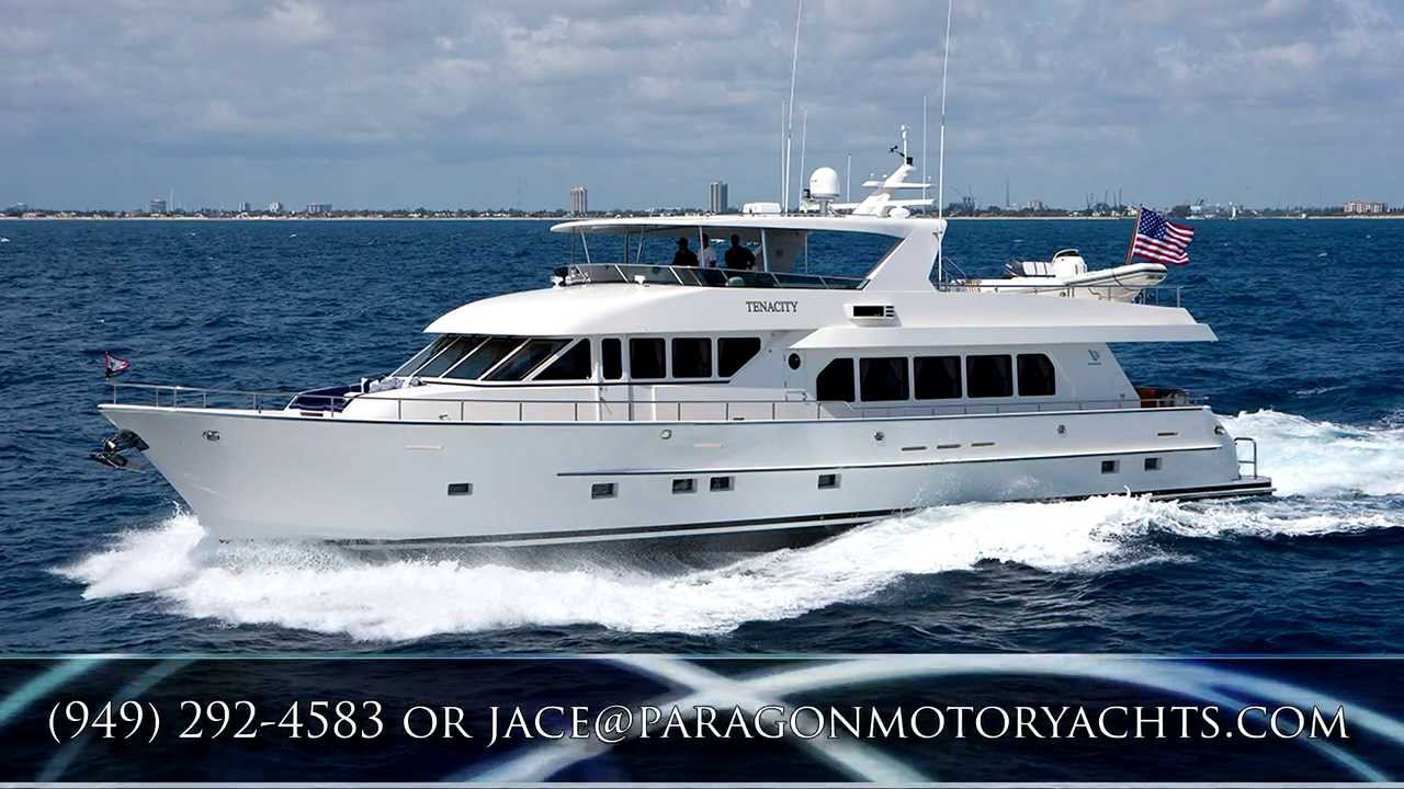 Paragon Motor Yachts Motor Yacht For Sale 949 292