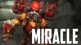 Miracle BEST Earthshaker, TOP 1 WORLD MMR