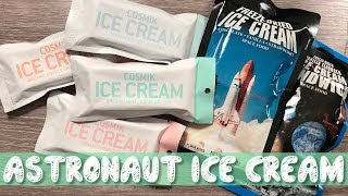Must Try Ice Cream Ep. 12 | Astronaut Ice Cream