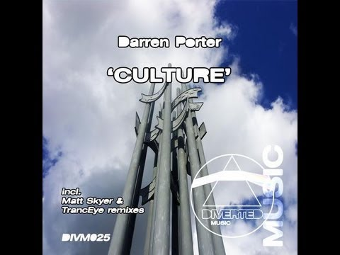 Darren Porter - Culture (Original Mix)