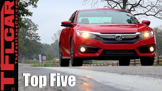 Driven & Reviewed: Top Five Best All-New Cars of 2016