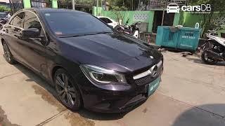 Mercedes CLA180 2014