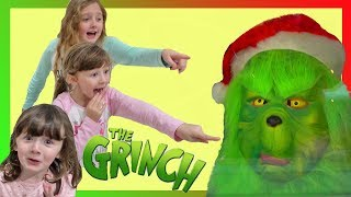 Is The Grinch Planning to Steal our Christmas AND Toys? More Toy Master Mischief!