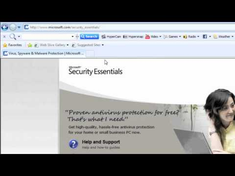 Free Antivirus Software and Other Windows Security Tools