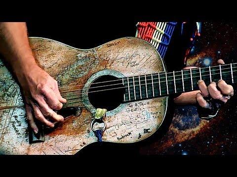 Современные песни на СССР гитаре !