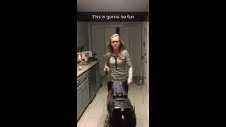 Husband destroys wife w/ Nerf Gun pranks